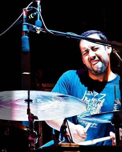 Antonio Sánchez 23. İstanbul Jazz Festivali kapsamında İstanbul'da