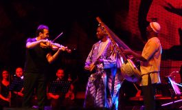 "Istanbul Jazz Festival opened with an ""Eastern Carnaval"""