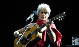 Folk Müziğin Efsane Sesi Joan Baez Bir Kez Daha Türkiye'de