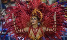 The Colorful Fashion of Samba