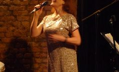 Vocalist and vocal coach Judy Niemack was in Istanbul