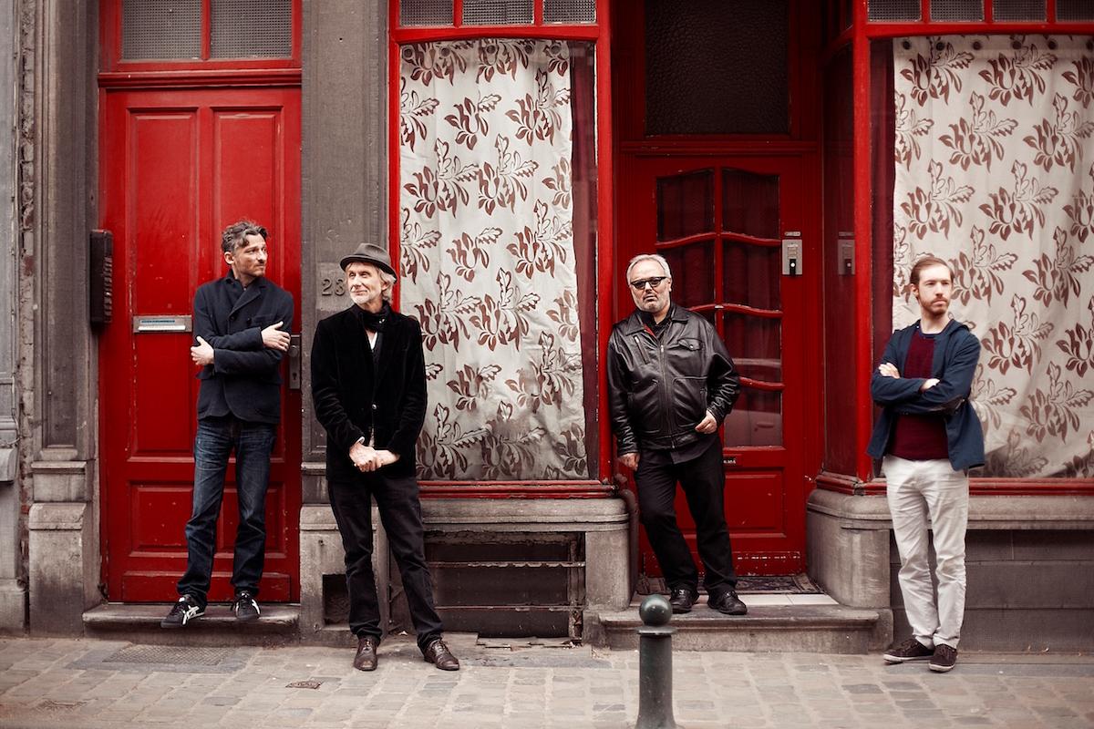 Erik Truffaz Quartet2