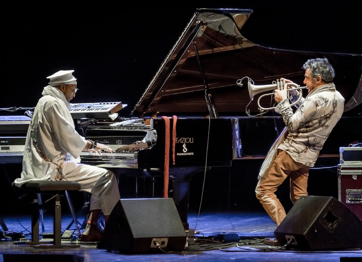 Paolo Fresu - Omar Sosa Duo