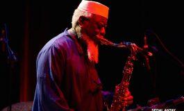 26. Akbank Jazz Festivali'nden, Pharoah Sanders Konserinin Ardından
