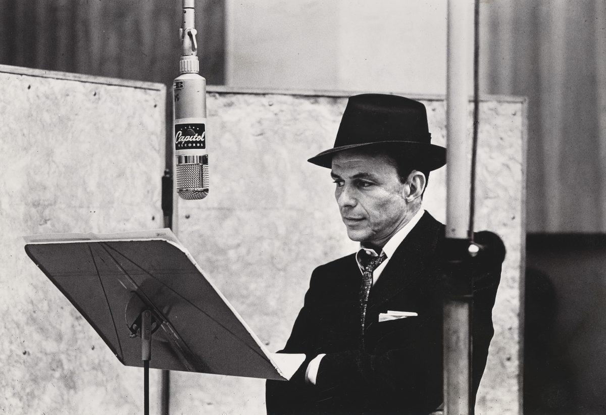 Frank Sinatra (Photo: Herman Leonard)