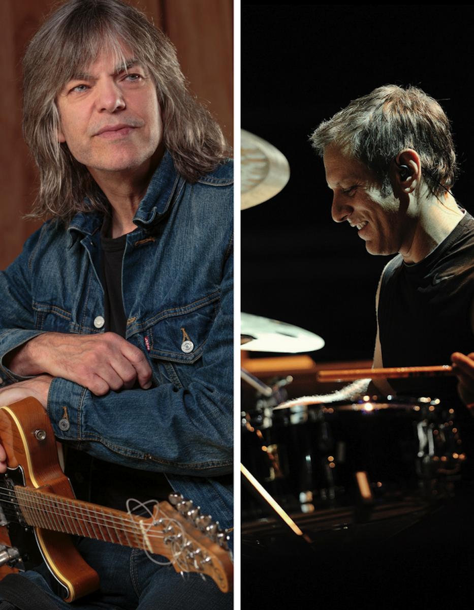 Mike Stern & Dave Weckl