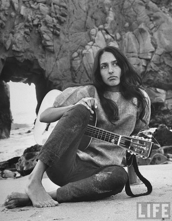 Joan Baez (Photo: internet/unknown)