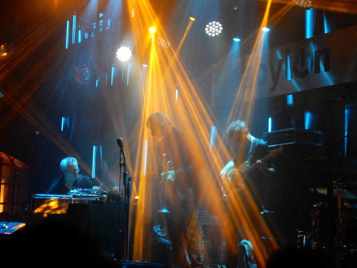 Erik Truffaz Quartet (Photo: Onno Karens)