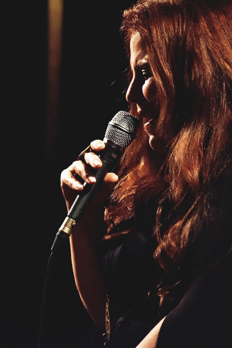 Sibel Köse (Photo: Ekin İlkbağ)