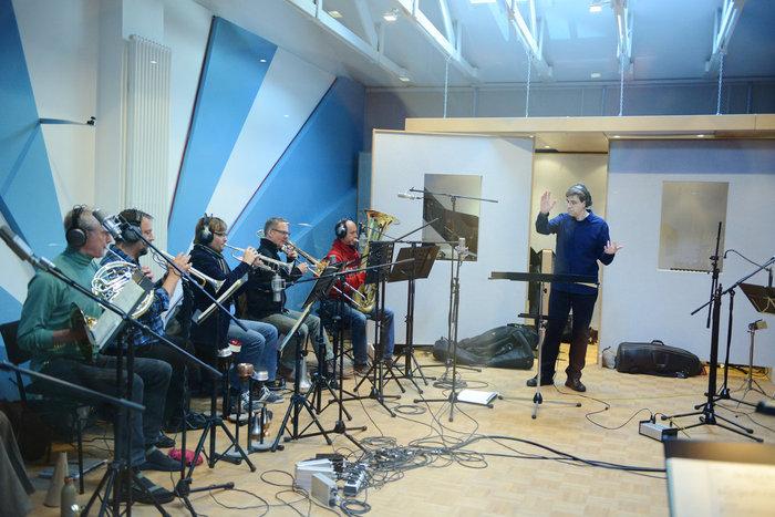 Bochumer Symphoniker & Vince Mendoza (Photo: ACT / Lutz Voigtländer)
