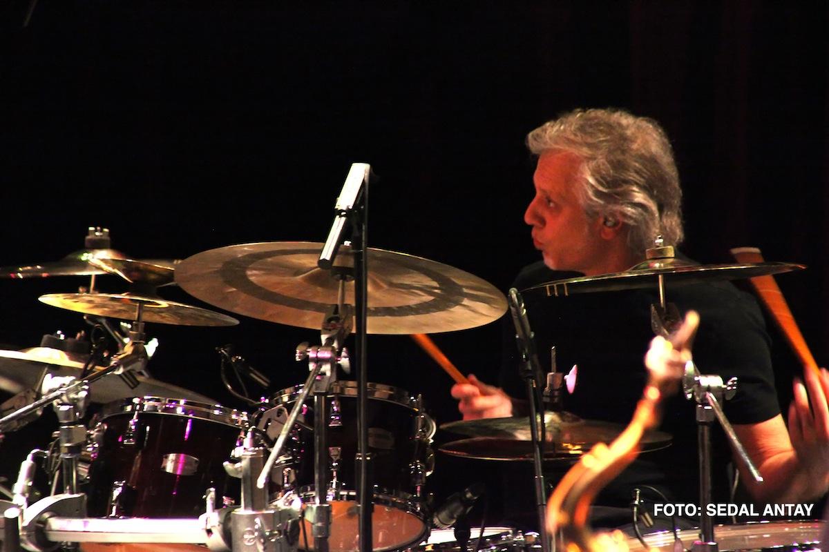 Dave Weckl (Photo: Sedal Antay)