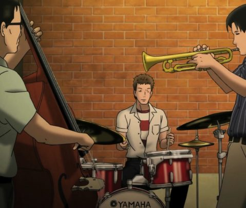 "Çizginin Jazz ile Buluşması: ""Sakamichi No Apollon 