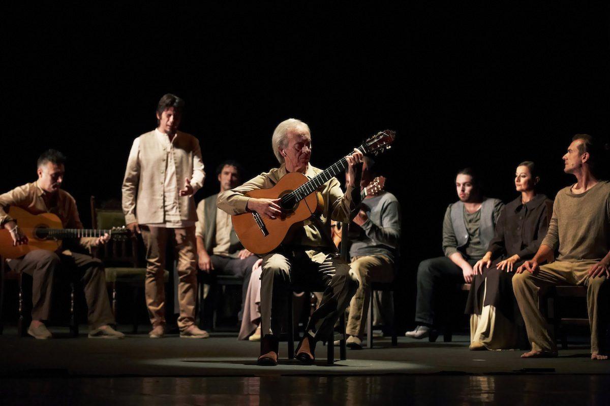 Paco Peña, Patrias Gösterisi ile 15 Aralık'ta İş Sanat'ta Sahne Alacak