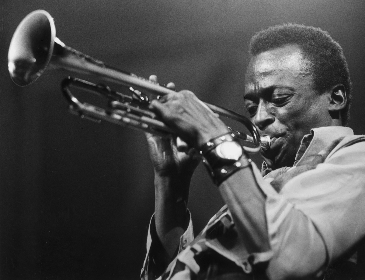 Miles Davis (Photo: Express Newspapers/Getty Images)
