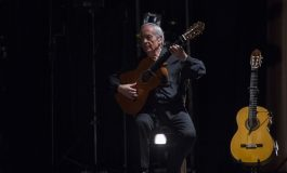 Paco Peña Performed 'Patrias' at İş Sanat on the 15th of December