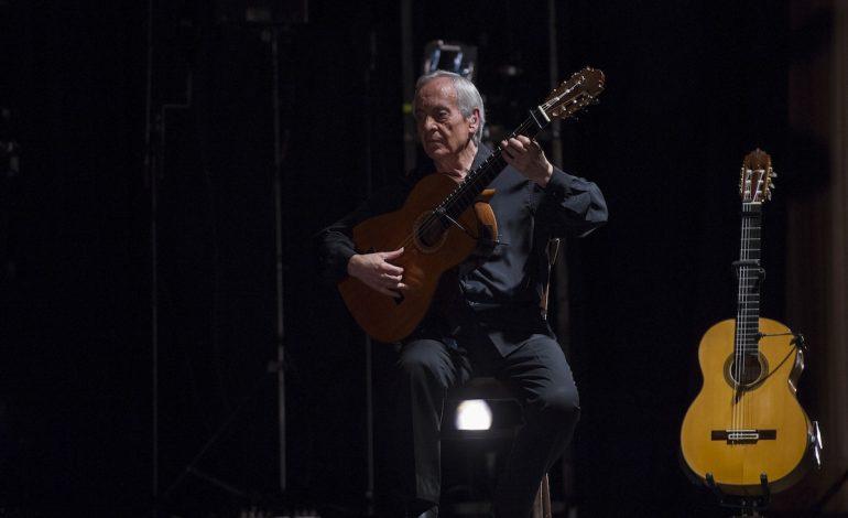 Paco Peña, Patrias Gösterisi ile 15 Aralık'ta İş Sanat'taydı