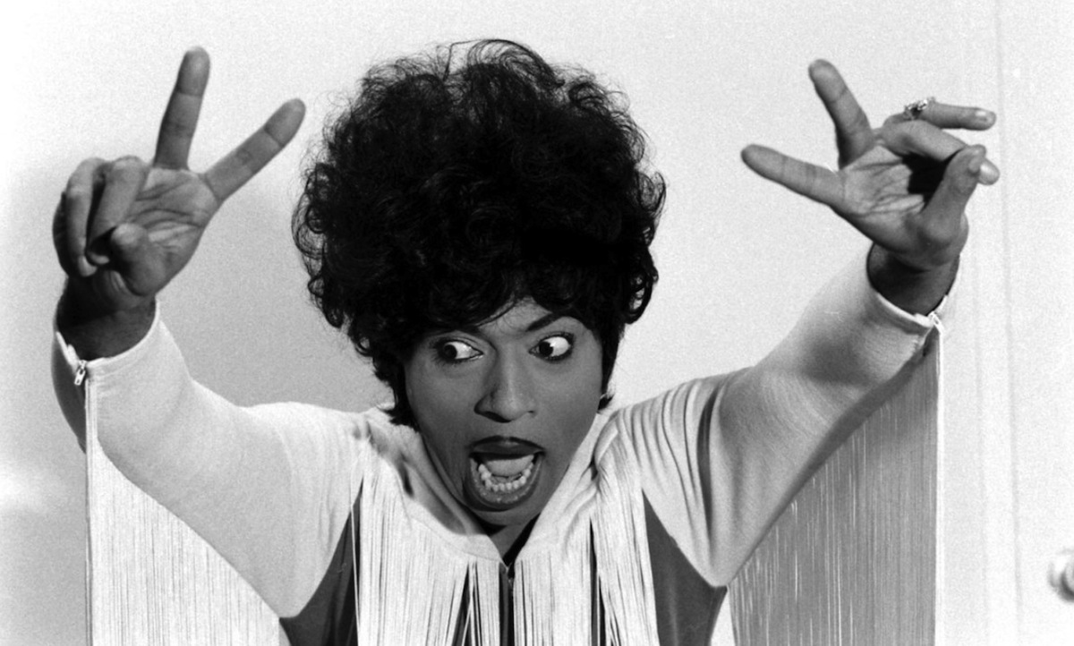 Little Richard (Photo: Ralph Morse)