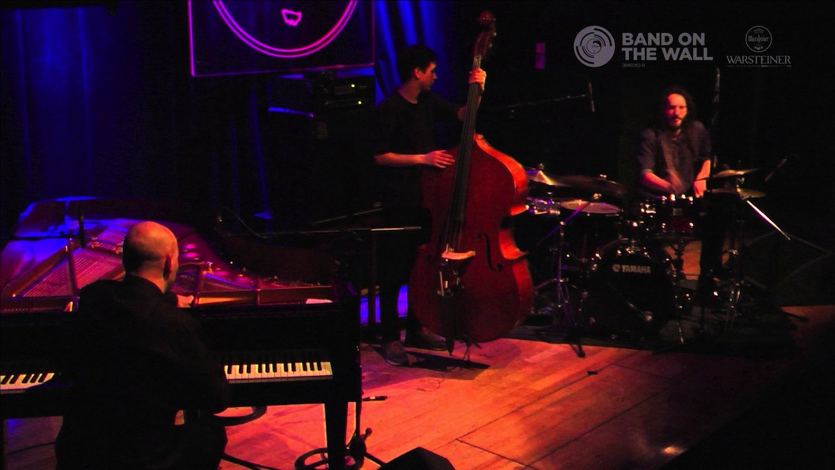 Swiss Trio Plaistow Performed at Salon IKSV on the 7th of December…