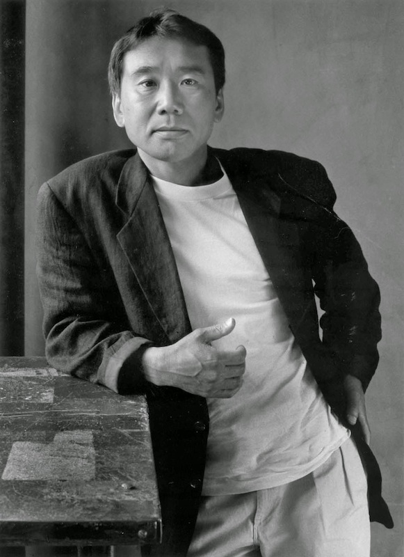 Haruki Murakami (Photo: internet/unknown)