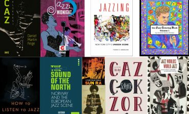 About 2016's Jazz Books…