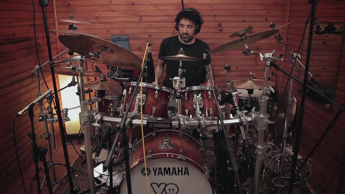 Volkan Öktem (Photo: Bir De Benden Dinle/Drum Experiment)
