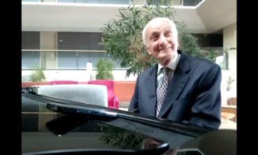 Pianist and Esteemed Musician Ayhan Yünkuş Has Passed Away