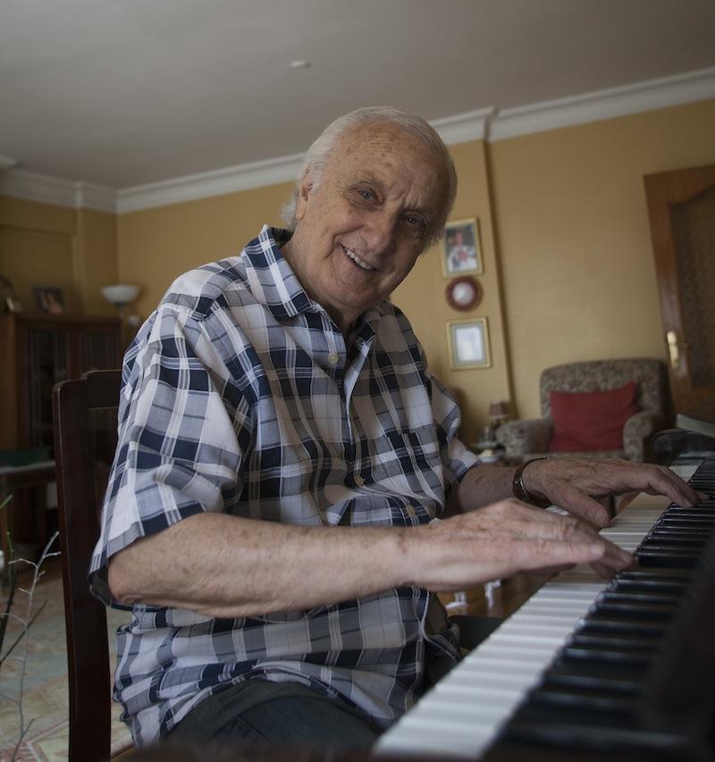 Ayhan Yünkuş (Photo: Haluk Çobanoğlu)