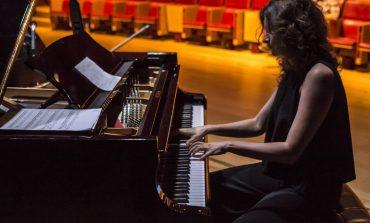Tania Giannouli ve Port Mone Borusan Müzik Evi'nde