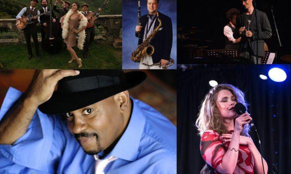 Garanti Jazz Yeşili Concerts at Nardis in April and May