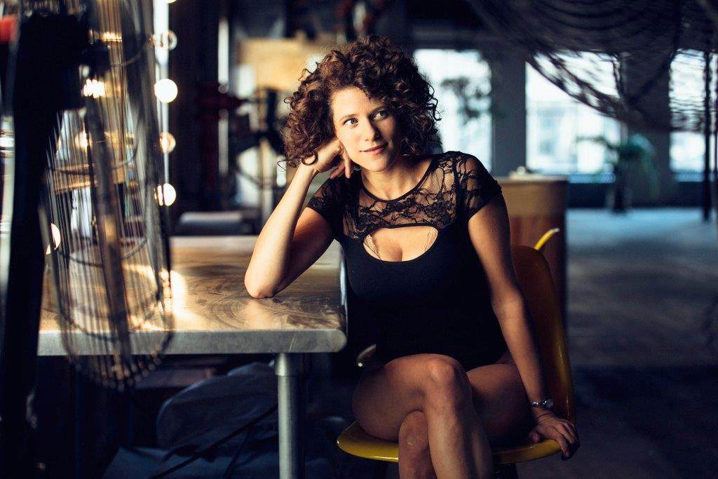 A Little Bit of Jazz and Funk with Cyrille Aimée