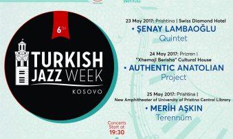 6. Kosova Türk Jazz Haftası