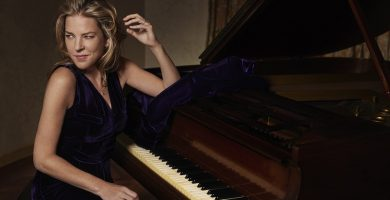 "Diana Krall: ""Turn Up The Quiet"""