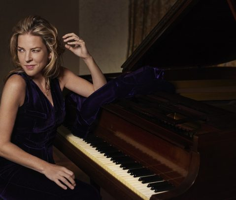 """Diana Krall: """"Turn Up The Quiet"""""""
