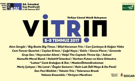 24. İstanbul Caz Festivali'nden VİTRİN: Türkiye Güncel Müzik Buluşması