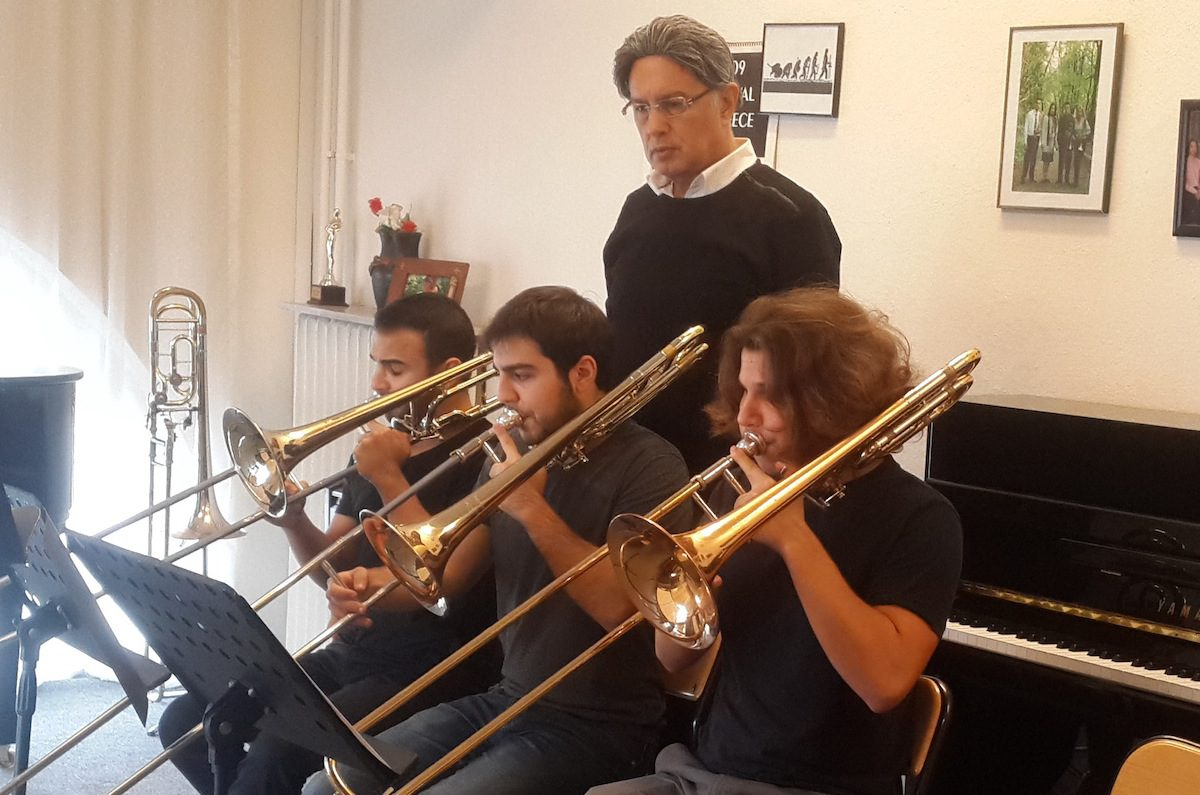 Istanbul University State Conservatory Department of Jazz Opens Its Doors!
