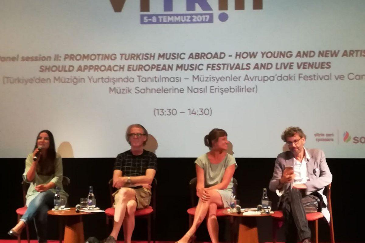 """24. İstanbul Jazz Festivali – """"Vitrin Günü"""" Notları"""