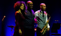McBride, Redman, Springs ve TRT Big Band! Daha Ne İster İnsan?