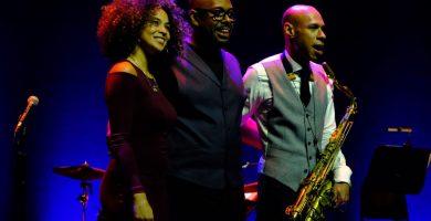 McBride, Redman, Springs and TRT Big Band! Anything Else?