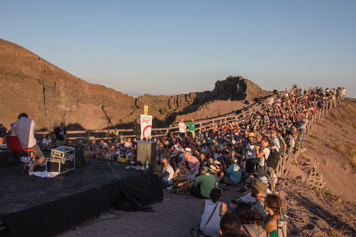 Pomigliano Jazz Festivali 27 Temmuz – 06 Ağustos Arasındaydı