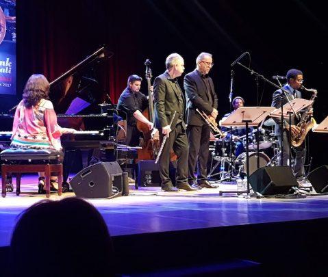 27. Akbank Jazz Festivali: Benedikt Jahnel Trio & Amina Figarova Sextet