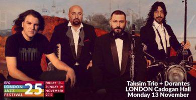 Akdeniz Çingeneleri Londra'da