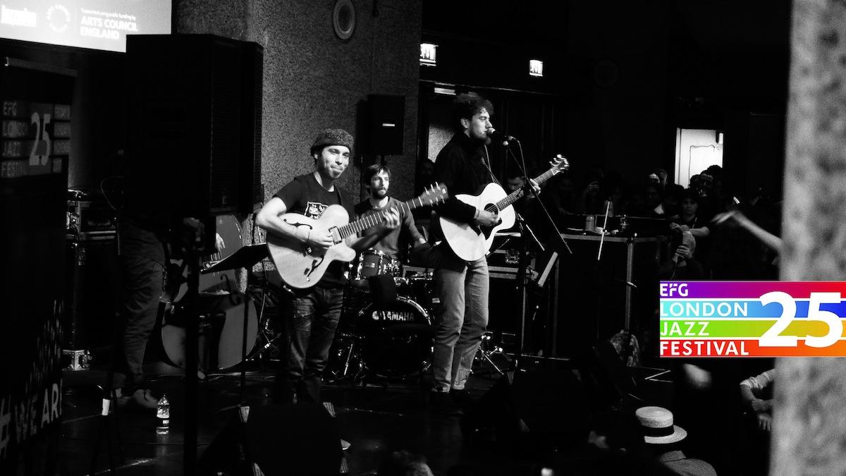 Bilal Karaman Trio & Evrencan Gündüz Barbican'da