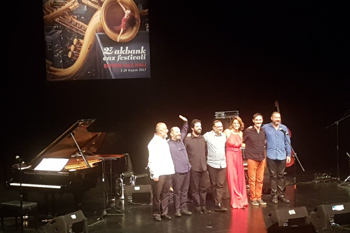 "27. Akbank Jazz Festivali: ""Kemenjazz"""