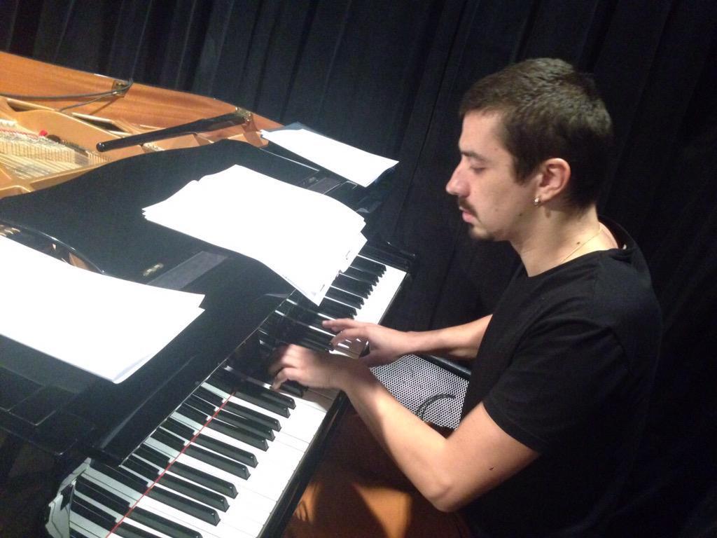 Jef Giansily Quintet Concert at Saint Benoît High School