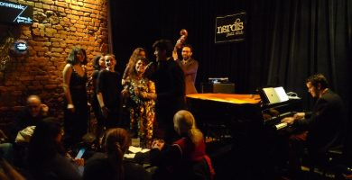 The Results of the 14th Nardis Young Jazz Vocal Competition