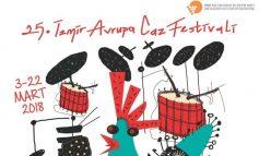 25th Izmir European Jazz Festival Begins