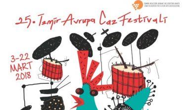 25. İzmir Avrupa Jazz Festivali Başlıyor