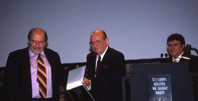 Ödüllü Ustalar: Arif Mardin