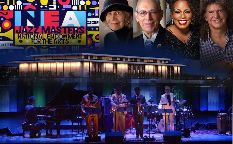 2018 NEA Jazz Masters Tribute Concert – Livestream