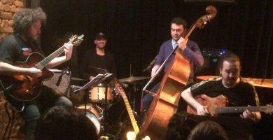 Kerem Türkaydın & Cem Tuncer Quartet